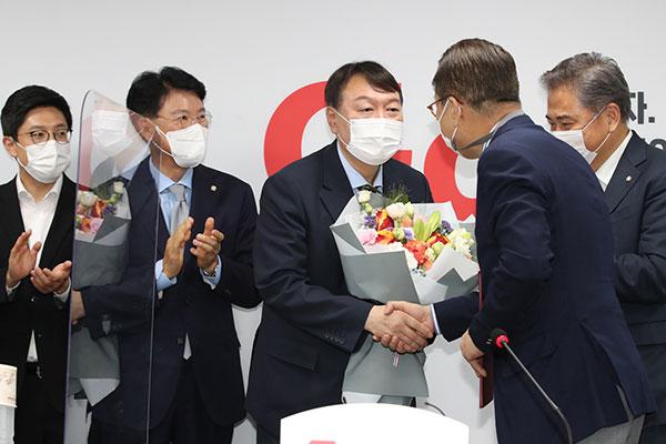 Former Top Prosecutor Joins S.Korea's Main Opposition PPP
