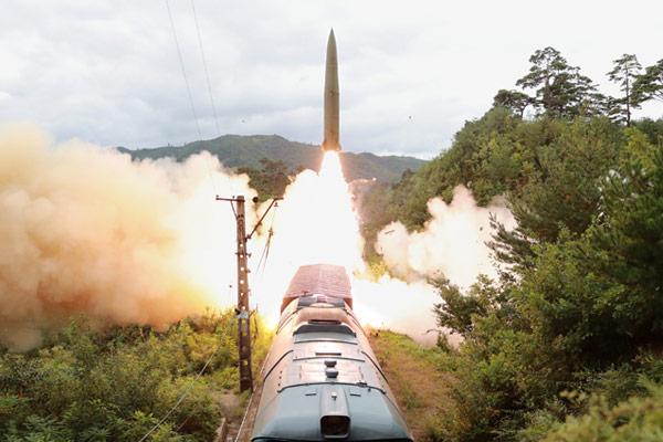 N. Korea Test-fires Cruise, Ballistic Missiles