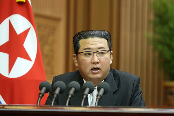 Pidato Kim Jong-un dan Hubungan antar-Korea