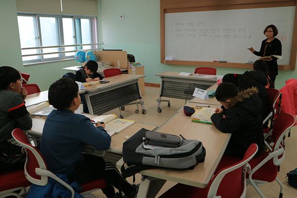 زيادة حصة الطلاب من الأسر متعددة الثقافات في المدارس الكورية