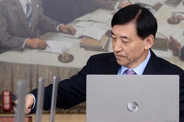 [경제] 한국은행 기준금리 동결...연 1.25% 유지