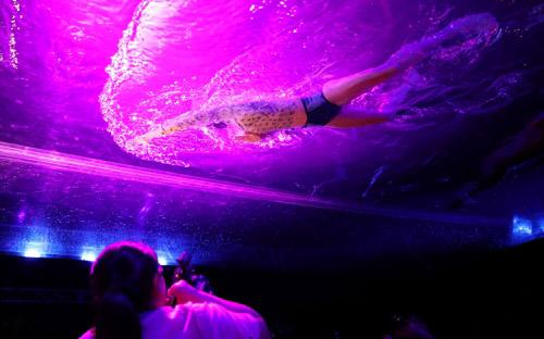Actuación submarina