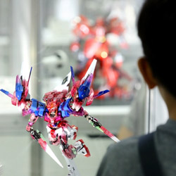 The World of Gunpla