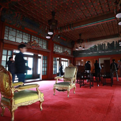 Tur Istana Changdeok