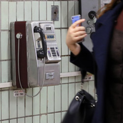 Idle Pay Phones