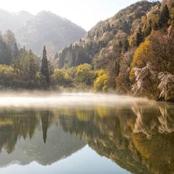 Seryangji Spring Landscape