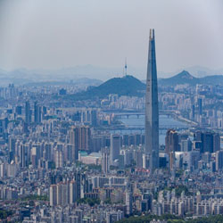 Clear View of Seoul
