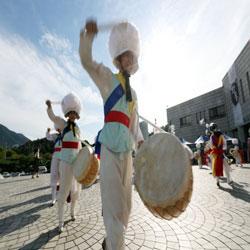 Warisan Budaya Takbenda Korea
