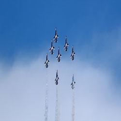Полёт Black Eagle