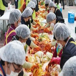 分享越冬泡菜