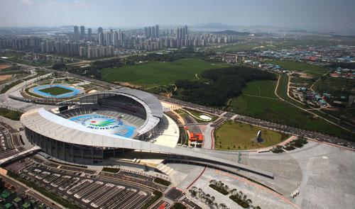 仁川亚运会体育场