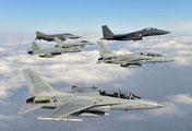 'Soaring Eagle' Angkatan Udara Berlatih