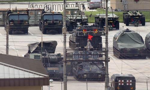 Korea Selatan dan AS Aktifkan Rencana Operasi Bersama