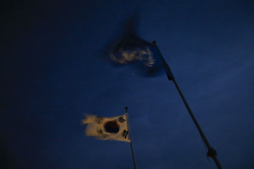 Noche en la DMZ
