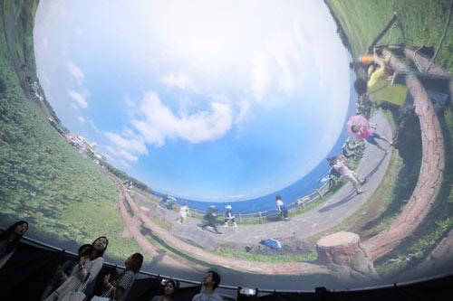 360도 영상으로 체험하는 우리 땅