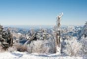 «Серебряный мир» на горе Тхэбэксан