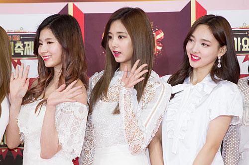 Các ca sĩ tham dự Lễ hội âm nhạc cuối năm