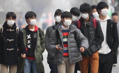 И сегодня «плохой воздух»