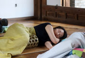 Siesta at Hanok Village