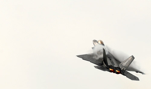 Top Fighter Jet F-22
