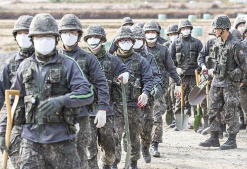 Soldiers Aid Quake Restoration