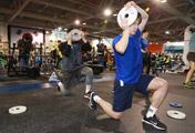 Trainieren für Olympia