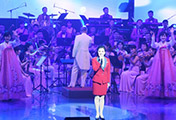 N. Korean Orchestra Performance