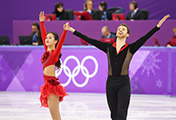 Korea's Figure Skating Couple