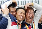 الاحتفال بأبطال البارالمبياد