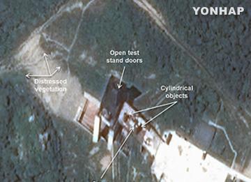 38 North: Nordkorea testete Brennstufe für mobile Interkontinentalrakete