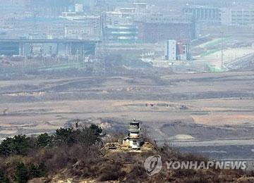Новая перестрелка на межкорейской сухопутной границе