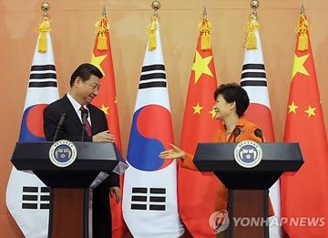 Lãnh đạo Hàn-Trung tiếp tục nhóm họp bên lề Diễn đàn Hợp tác kinh tế châu Á-Thái Bình Dương tháng 11 tới