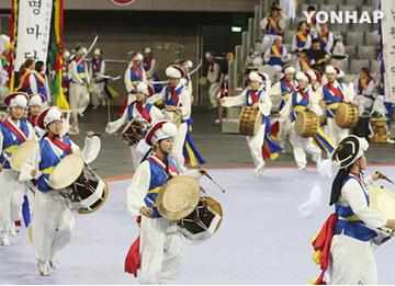 Nông nhạc của Hàn Quốc có khả năng trở thành di sản phi vật thể của nhân loại