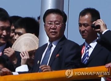 Corea del Norte informa el regreso de Choe Ryong Hae de China