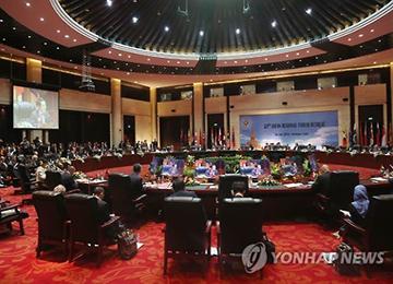 ARF quan ngại về vấn đề hạt nhân và tên lửa Bắc Triều Tiên
