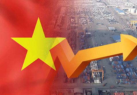 韩国对越南出口剧增 在出口总额中占比逾6%