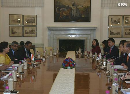 Une réunion « 2+2 » va voir le jour entre Séoul et New Delhi