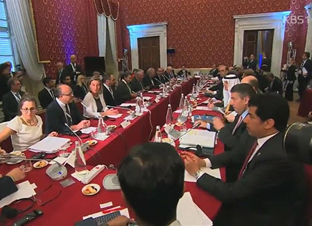 Главы МИД G7 обсудили проблемы СК