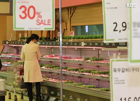 Verbraucherstimmung hellt sich dritten Monat in Folge auf
