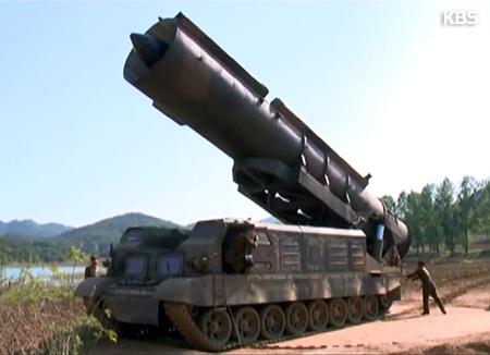 Tir de missile balistique nord-coréen : Pyongyang revendique un nouveau succès