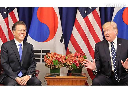Лидеры РК и США обсудили проблемы СК