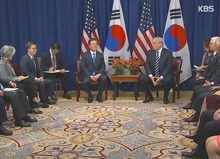 La Corée du Sud et les USA renforcent leur coopération face aux menaces nord-coréennes