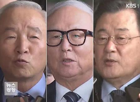 Zwei frühere Geheimdienstchefs wegen Korruptionsverdachts verhaftet