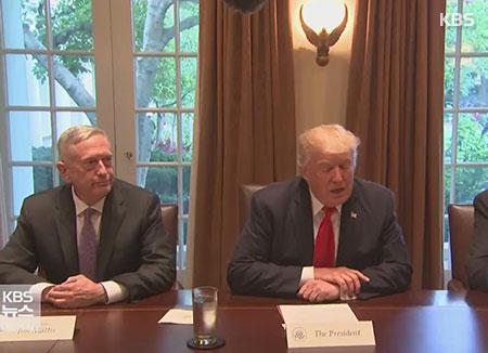 La Maison blanche s'oppose à la proposition de Rex Tillerson d'engager un dialogue inconditionnel avec Pyongyang