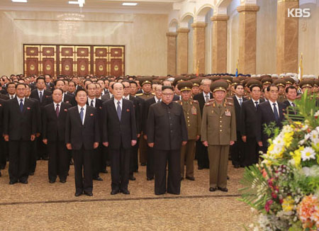 Sexto aniversario del fallecimiento de Kim Jong Il