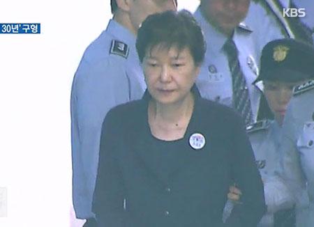 Urteil im Prozess gegen Ex-Präsidentin Park wird am 6. April verkündet