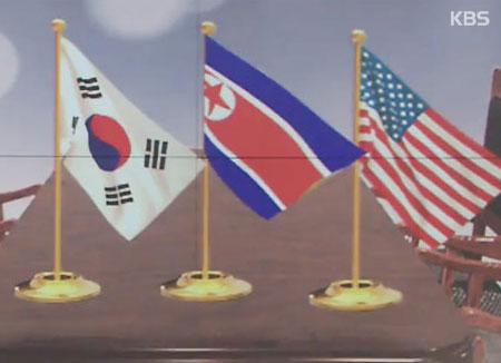 Rencontre informelle Corées-USA à Helsinki