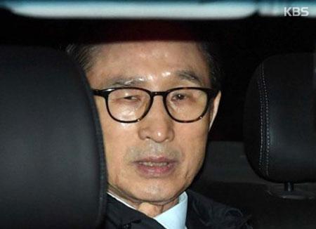 Lee Myung-bak, ou le 4e ancien président sud-coréen à être emprisonné