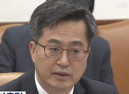Kim Dong Yeon habla con Lagarde sobre transparencia cambiaria