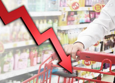 La confianza del consumidor baja por 5º mes consecutivo